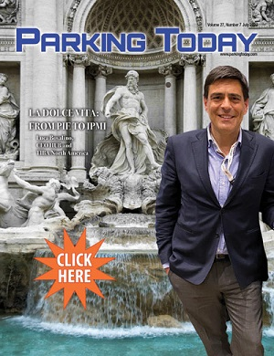 Current issue of Parking Today - 0820