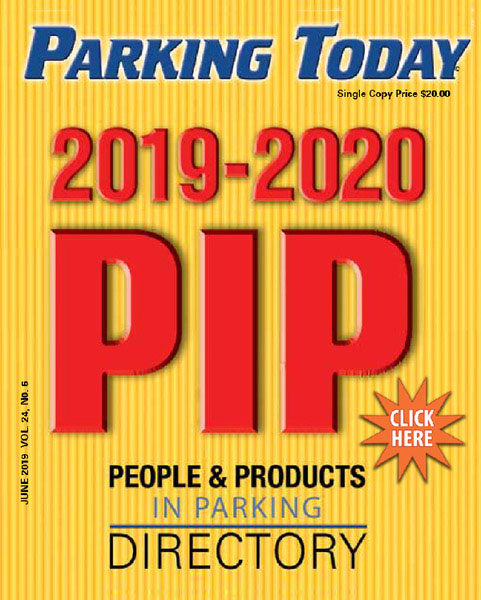 2019 - 2020 People & Products in Parking Directory